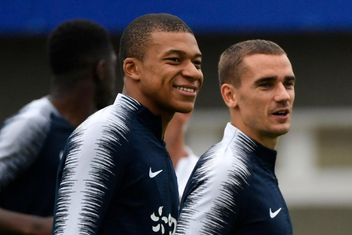 France head into their World Cup opener against Australia in Kazan on Saturday sweating on the fitness of fullback Djibril Sidibe and under pressure to deliver an emphatic win to erase doubts about the cohesion of a team of brilliant individuals.
