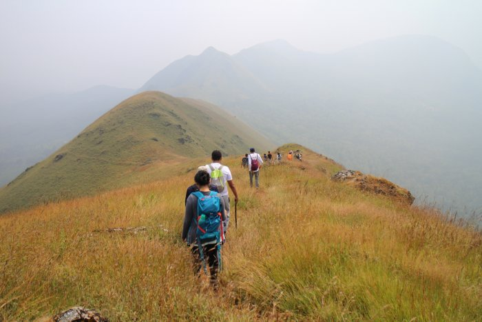 The Karnataka Mountaineering Association organises various adventure activities like rappelling, trekking and zip-lining.