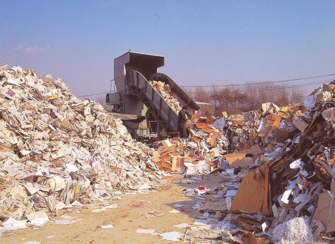 Poor waste management strategies have led to bulk of the waste generated in the city go directly to the landfills