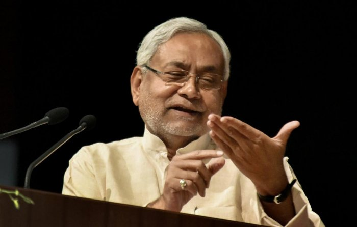 The 'mahagathbandhan' (grand alliance) can be revived if Bihar Chief Minister Nitish Kumar snaps ties with the BJP-led NDA, the Congress party's state in-charge and national spokesperson Shakti Singh Gohil said today. PTI file photo