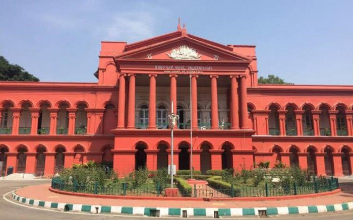 The High Court of Karnataka