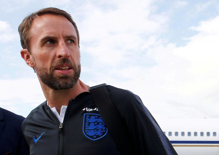 England manager Gareth Southgate. (Reuters Photo)