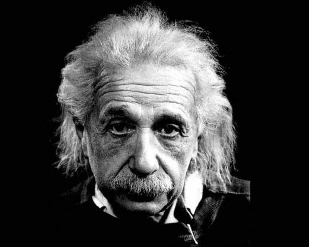 Albert Einstein's diary reveals that the German scientist held racist views about Chinese people, and viewed them as being intellectually inferior. File photo