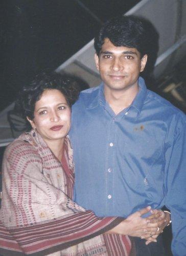 Gauri and Indrajit