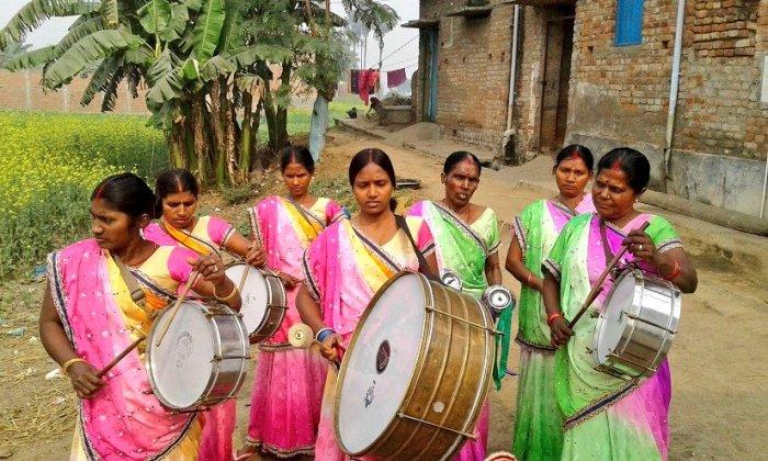 The Sargam Band. Twitter photo.