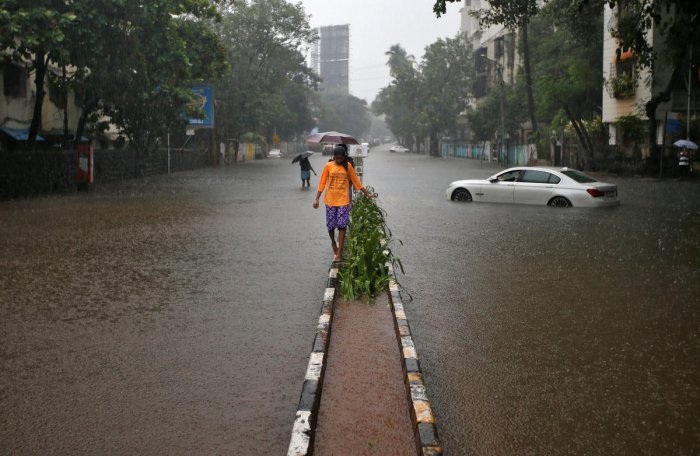 This is for the second consecutive week, IMD warned about a break in the monsoon.