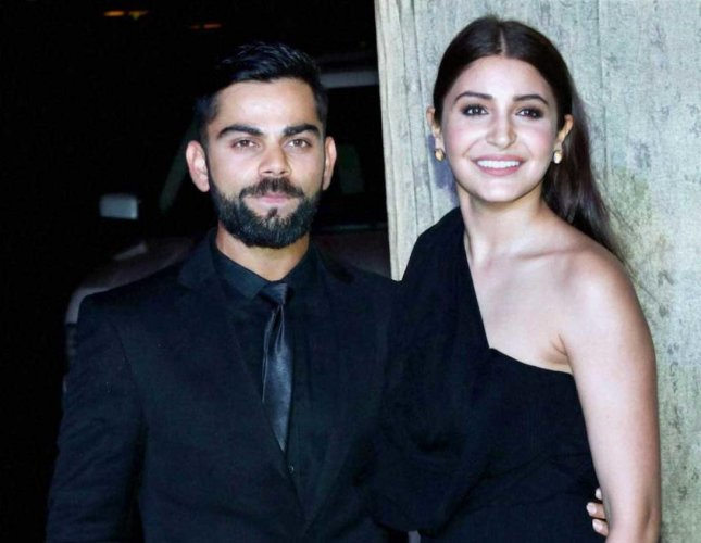 In the 17 second clip, which was recorded by Sharma's husband and cricketer Virat Kohli, the actor is seen scolding the man in a chauffeur-driven dark sedan for littering the streets. The video, however, did not capture the man in the act. File photo