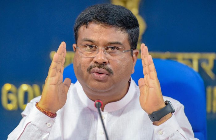 India will pitch for 'responsible' crude pricing at the upcoming conference organised by oil producers' cartel OPEC, Union Minister Dharmendra Pradhan said today. PTI file photo