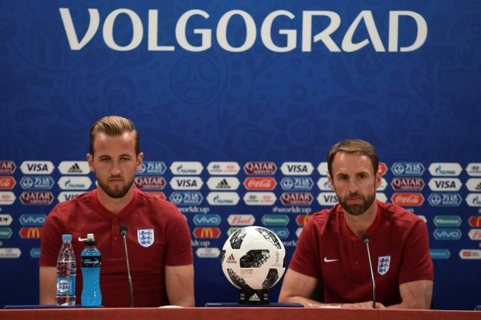 Southgate's young charges, however, come to Russia quietly confident after a solid qualifying campaign and encouraging friendly results against the likes of Brazil, Germany, Italy and the Netherlands. (AFP)
