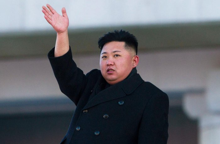 North Korean leader Kim Jong-un, AP file photo