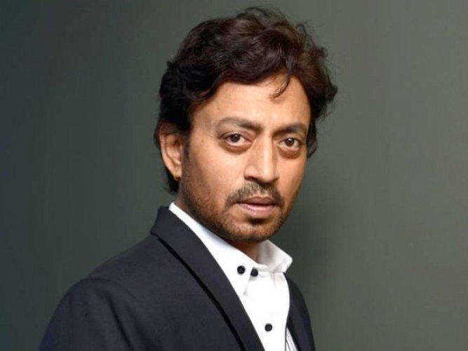 Irrfan Khan, file photo