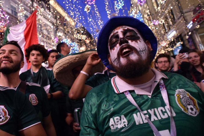 Once every four years, the Latins put their differences aside to cheer on their neighbours and their erstwhile rivals. AFP