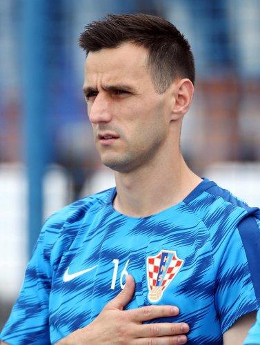 Nikola Kalinic. REUTERS