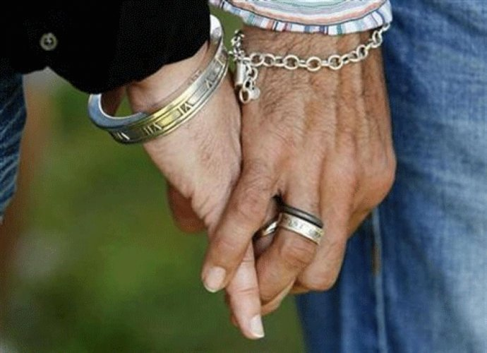 Not being married was also associated with a heightened risk of dying from both coronary heart disease and stroke. Reuters file photo.