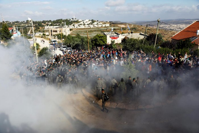Israel and Hamas have fought three wars since 2008 and observe a tense ceasefire that is regularly shaken by hostile acts. (Reuters Photo)