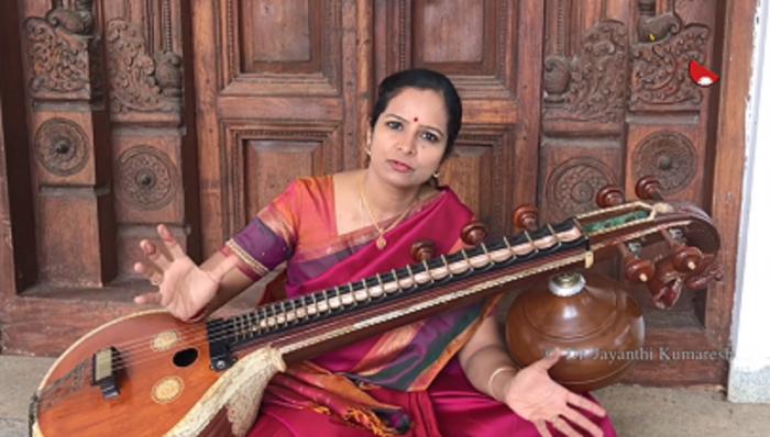 Jayanthi Kumaresh's videos offer explanations in jargon-free English.
