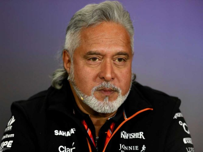 Special Judge M S Azmi of anti-money laundering court issued a non-bailable warrant for Mallya's arrest, taking cognisance of a fresh charge sheet filed against him and others by the Enforcement Directorate (ED). Reuters file photo.