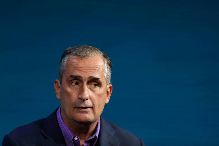 Brian Krzanich. Reuters file photo.