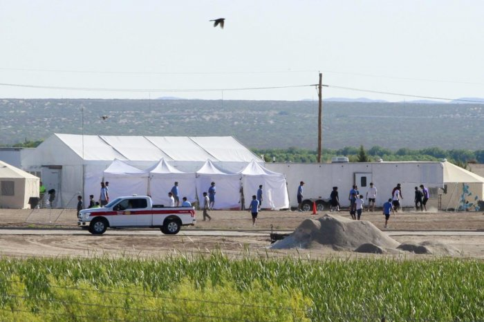The alleged breaches occurred at privately-run shelters where migrant children receive long-term housing. (Reuters photo)