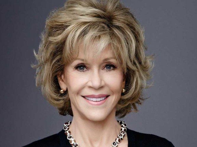 Hollywood icon Jane Fonda, image courtesy Twitter