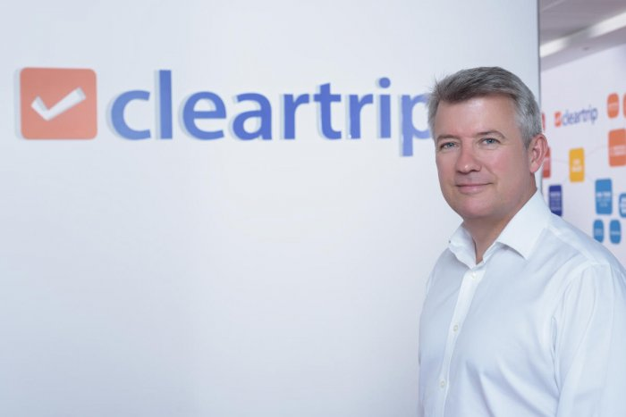 Stuart Crighton, Founder and CEO of Cleartrip