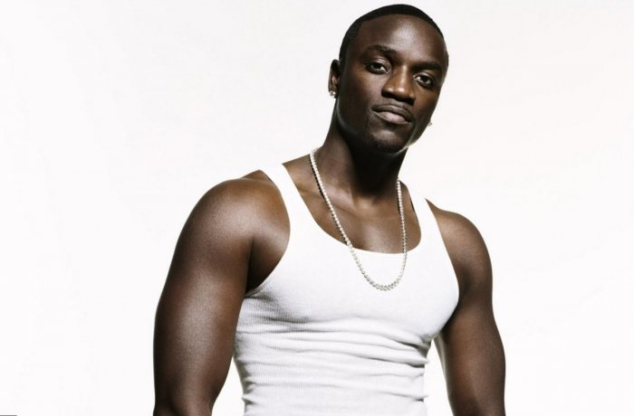 In picture: Rapper and singer Akon.