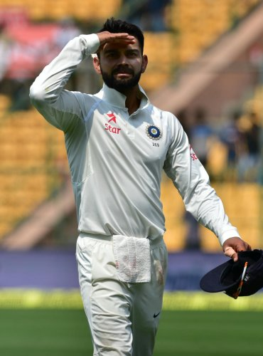LOOKING AHEAD India will play 18 matches in the World Test Championship, which kicks off after the World Cup next year. DH FILE PHOTO