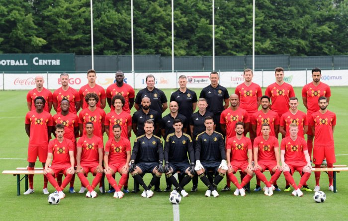 History favours the Belgians. They are yet to lose to African opposition at a World Cup. (Reuters)