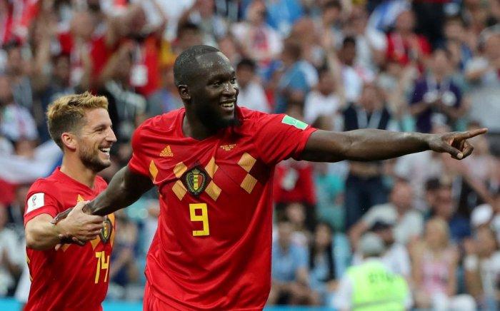 Belgium's Romelu Lukaku will look to continue his scoring spree against Panama on Saturday. Reuters.