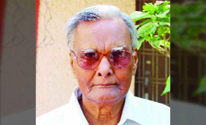 Prabhakar Choubey (Courtesy: www.deshbandhu.co.in)