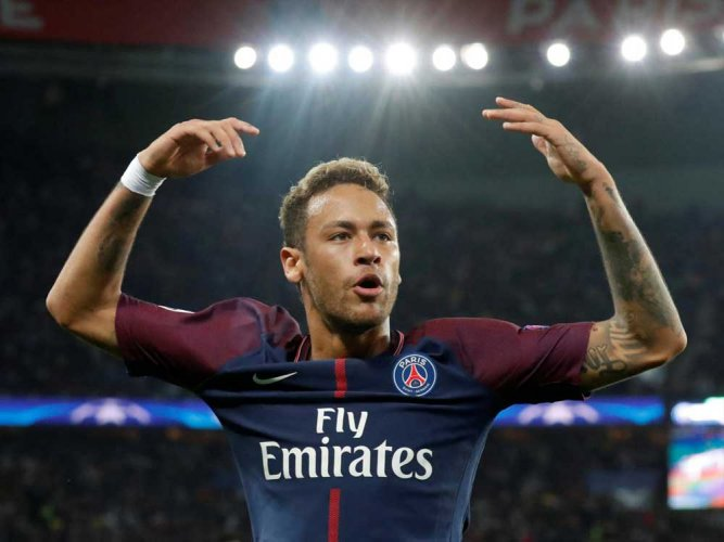 Neymar, Reuters photo