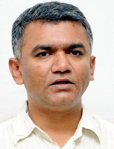 Krishna Byregowda