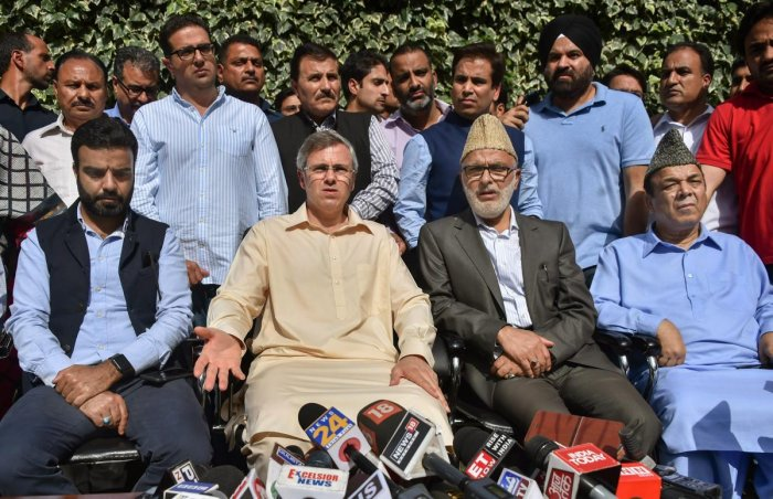 National Conference (NC) vice president Omar Abdullah. (PTI file photo)