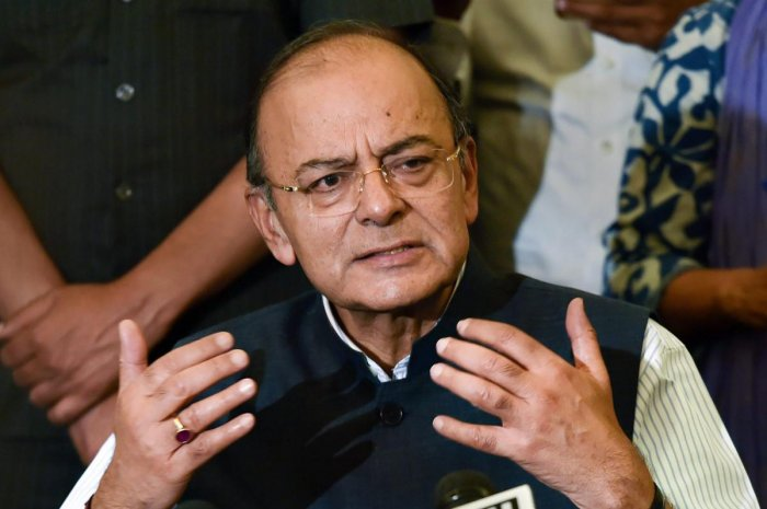 Union Minister Arun Jaitley today recalled how more than four decades ago the government led by Prime Minister Indira Gandhi imposed 'phoney' Emergency, turning democracy into a constitutional dictatorship. PTI file photo