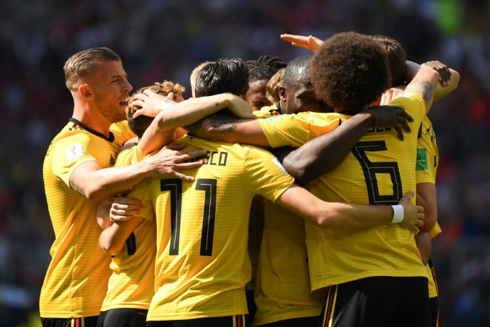 With two fine wins in two games, Belgium have been the form team so far in Russia. AFP