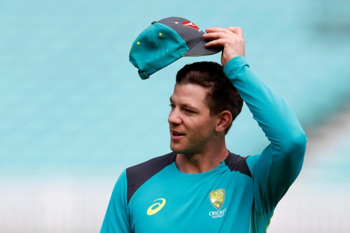 Australia's Tim Paine. (Reuters file photo)