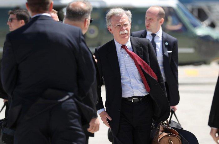 John Bolton. Reuters file photo