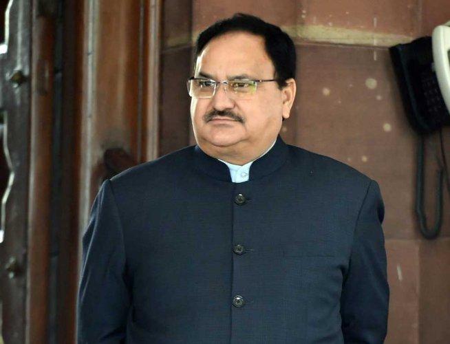 JP Nadda. PTI file photo.