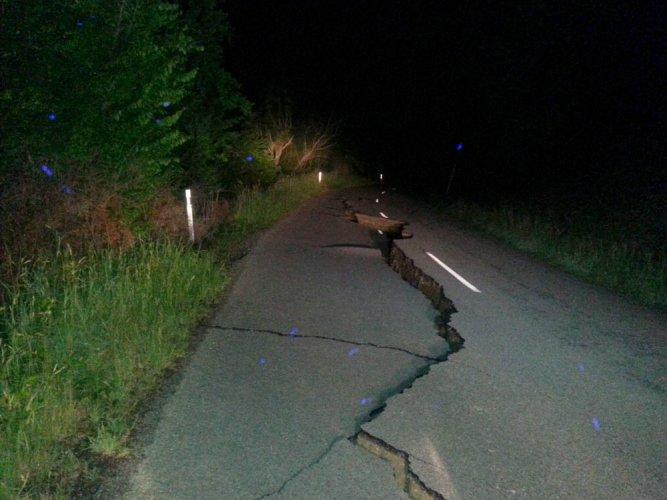 The earthquake hit at a depth of 30 kilometres (19 miles), about 70 kilometres southwest of Kalamata, the US Geological Survey said. (Image for representation)