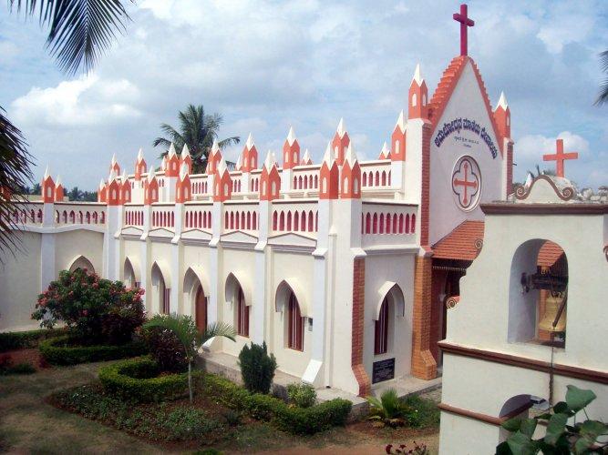Ganjam church