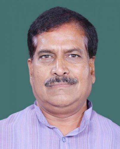 Suresh Angadi, MP
