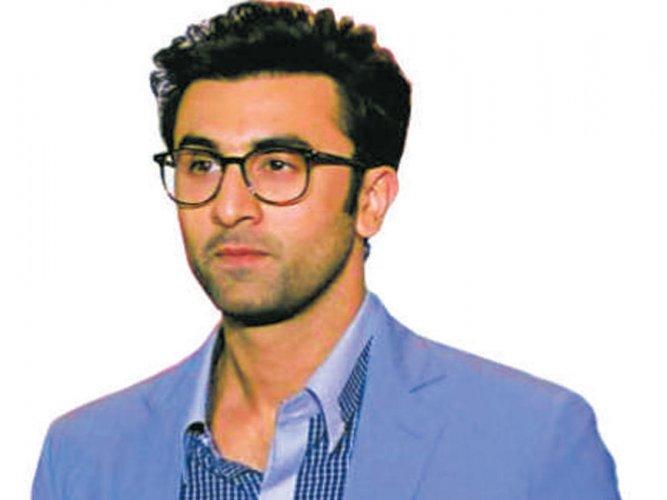 Ranbir Kapoor, DH file photo