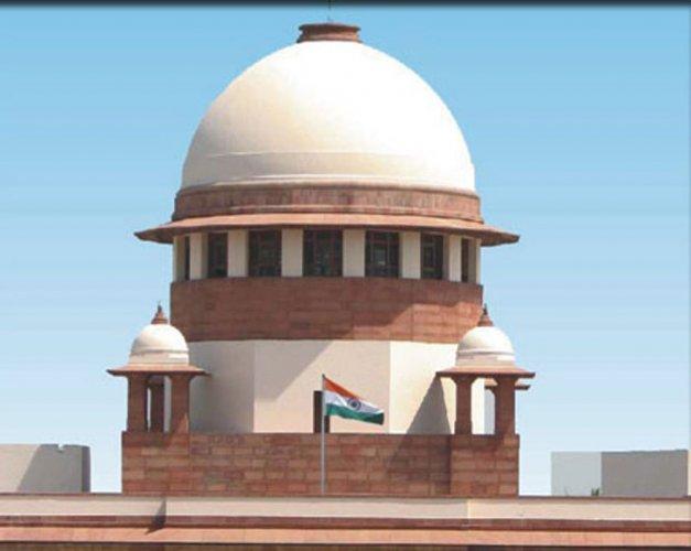 The Supreme court, DH file photo