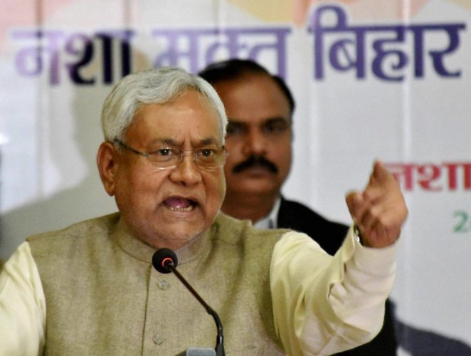 The first attempt to break the ice with Bihar Chief Minister Nitish Kumar will be made on July 12 when BJP president Amit Shah is scheduled to hold a one-to-one meeting with the JD (U) strongman. PTI file photo