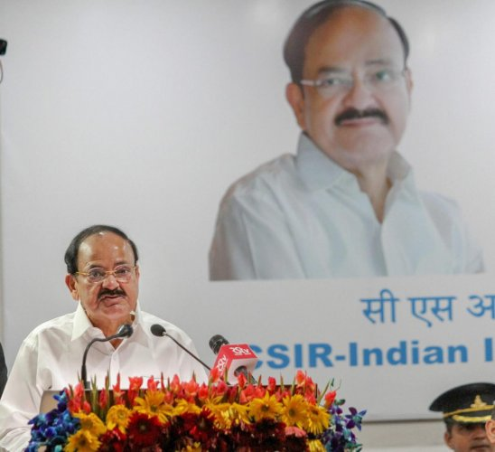 Vice President M Venkaiah Naidu will release a commemorative coin of Rs 125 and circulation coin of Rs 5 denomination on the occasion of Statistics Day and the 125th birth anniversary of P C Mahalanobis on Friday. PTI file photo