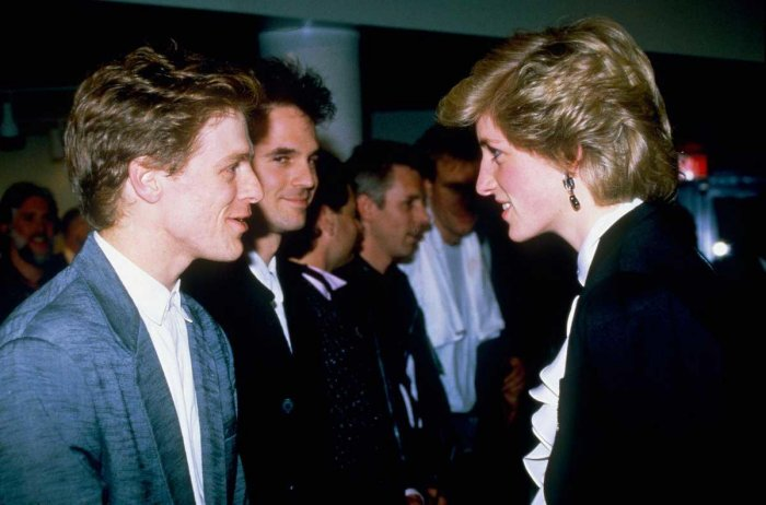 """Bryan Adams addressed rumours about his relationship with Princess Diana for the first time, saying they were """"great friends"""" and nothing more. (Picture courtesy Twitter)"""