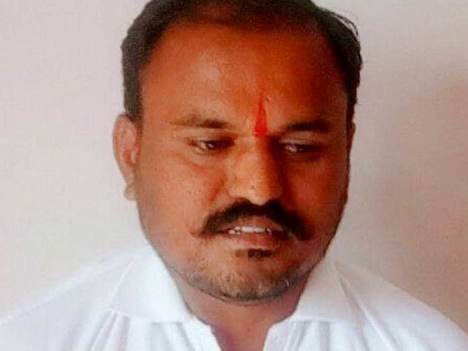 K T Naveen Kumar