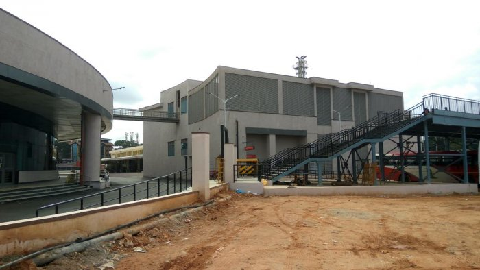 The fourth entrance to the Kempegowda metro station is set to open in a month as most of the civil work is over.