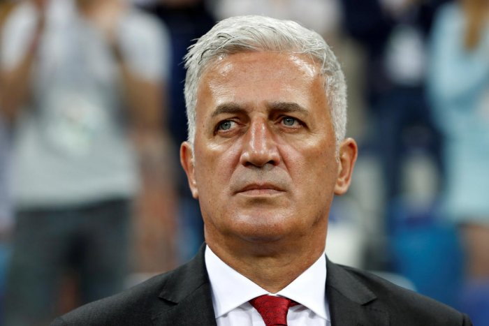 Switzerland coach Vladimir Petkovic has backed his decision to field a full-strength side against Costa Rica. REUTERS