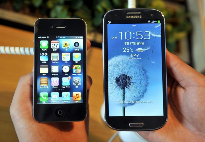 Apple's lawsuit claimed Samsung, now the world's biggest handset maker, copied the design and other features of the iPhone as the smartphone market was exploding.